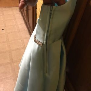 Rare Editions Dresses - Rare Editions child's formal wear dress w jewels